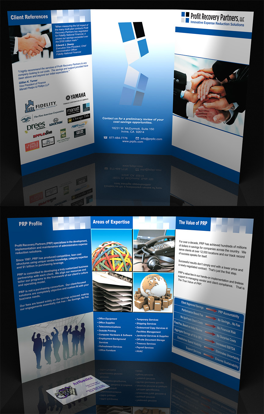 PRP Corporate Collateral